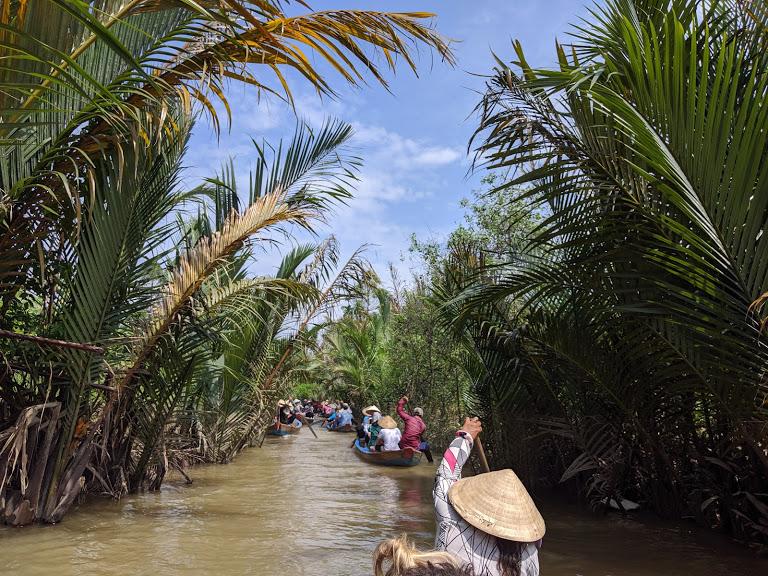 Le Delta du Mekong: La fausseaubaine